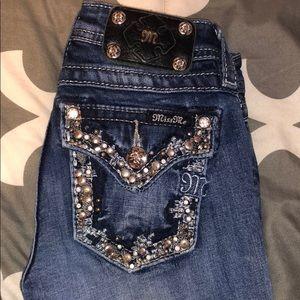 Miss me kids jeans boot cut